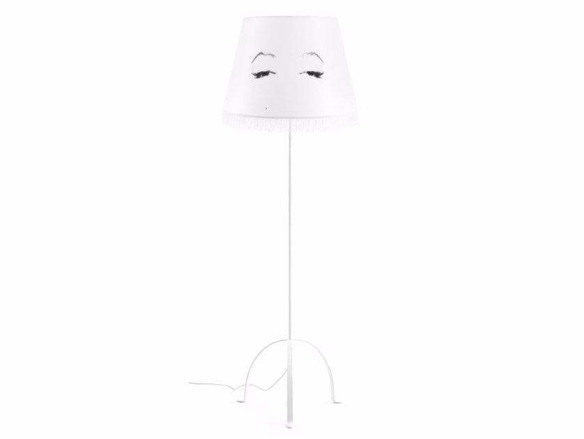 Fabric floor lamp MARILYN | Floor lamp by Mineheart