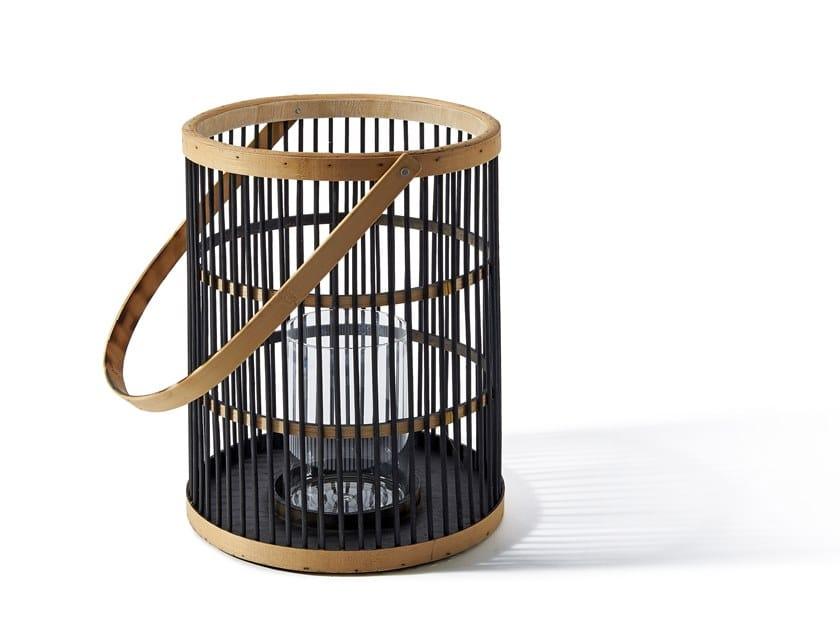 Bamboo lantern AURA by Fill