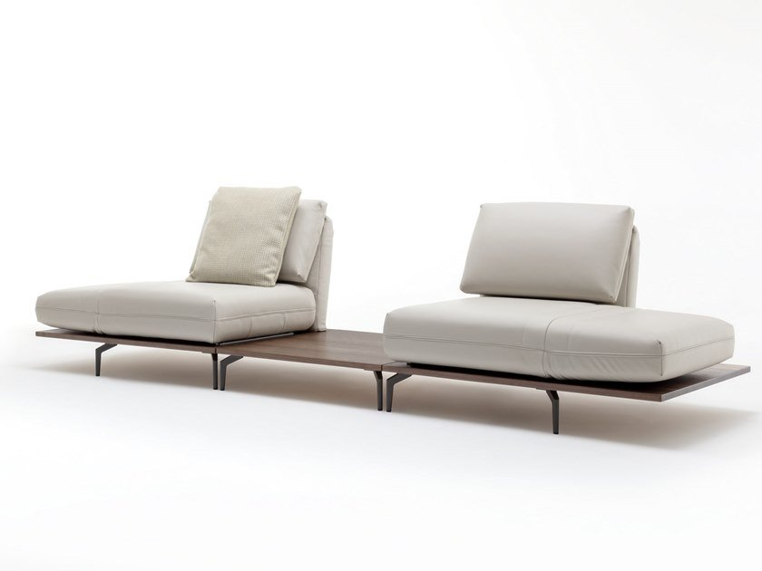 Rolf Benz Bank Design.Rolf Benz 388 Aura Leather Sofa By Rolf Benz Design Beck
