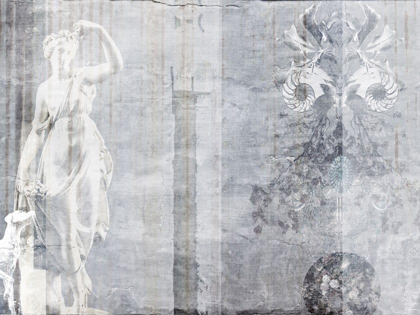 Digital printing wallpaper AURA by Tecnografica Italian Wallcoverings