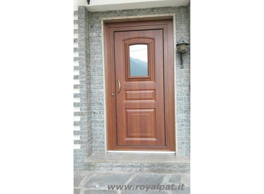 Aluminium door panel AURIGA/KB1 by ROYAL PAT