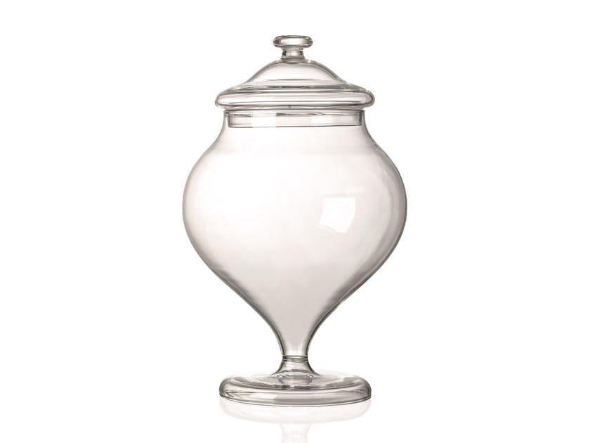 Contenitore per alimenti in vetro borosilicato AURORA 8187.1   Contenitore per alimenti by IVV
