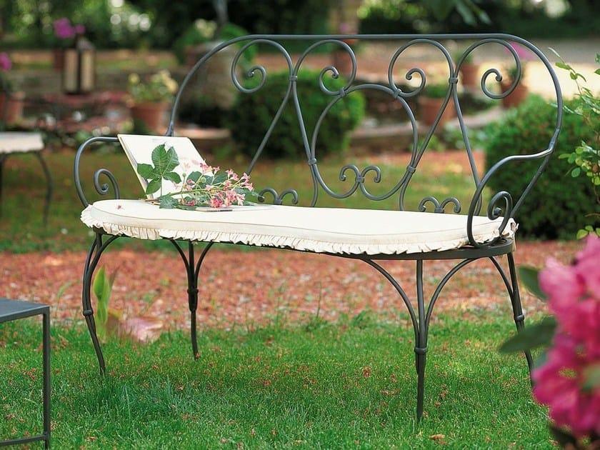 Outdoor fabric sofa cushion AURORA   Sofa cushion by Unopiù