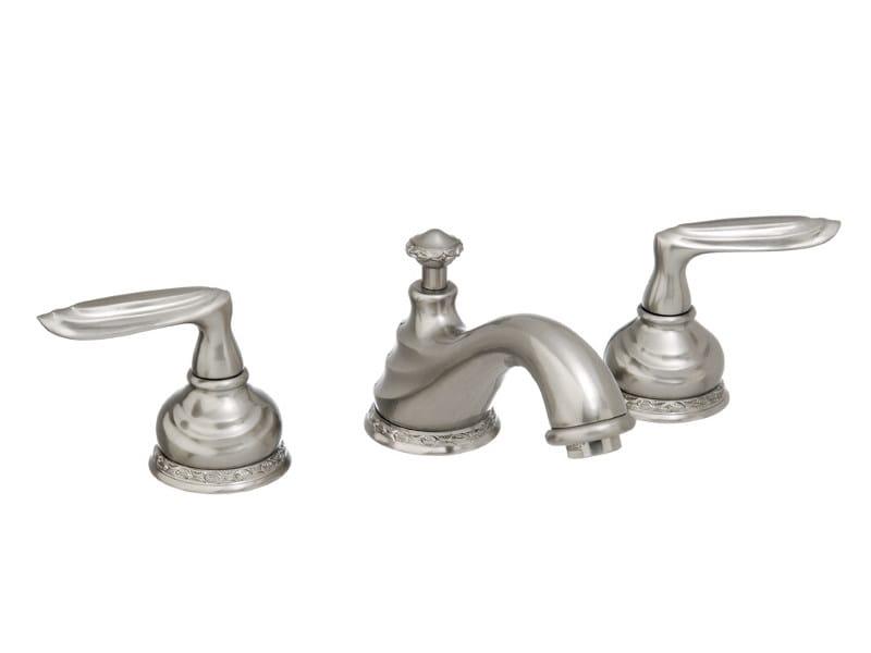 3 hole washbasin tap AUSTRAL   3 hole washbasin tap by Bronces Mestre