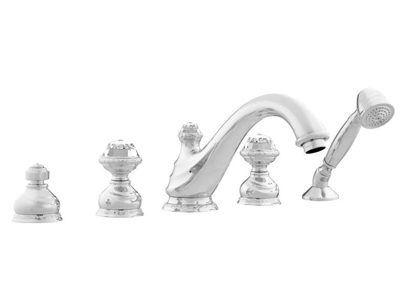 AUSTRAL | Set vasca con cristalli Swarovski®