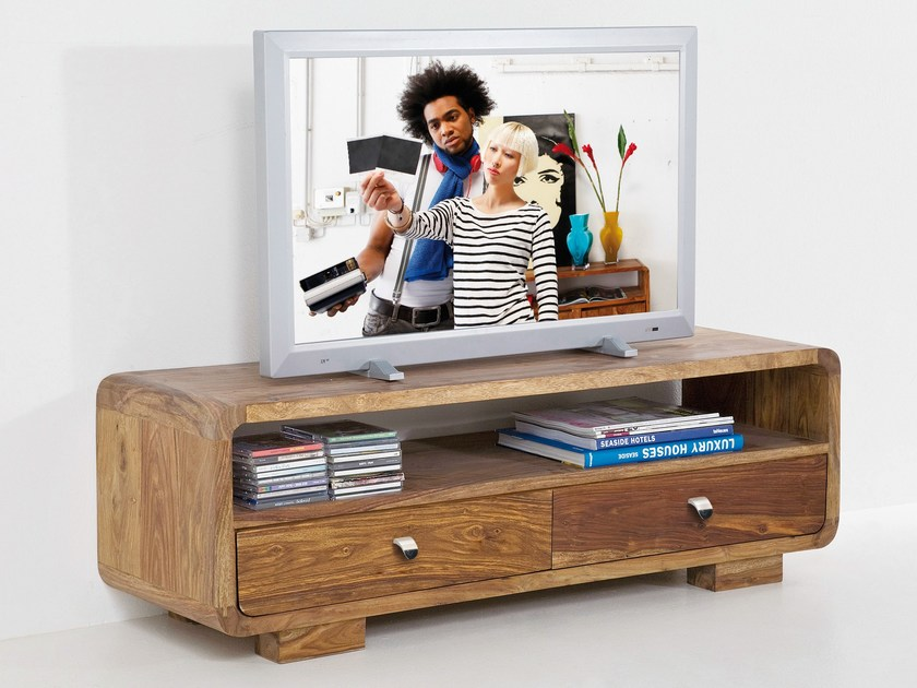 Mobile Authentico Legno Club design Tv In Kare 5Rj4L3A