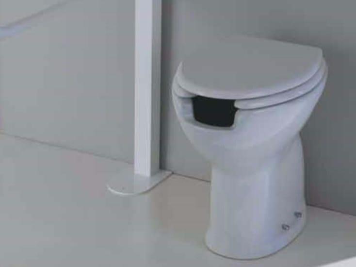 Toilet seat AUXILIUM | Toilet seat by Olympia Ceramica