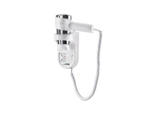 Polypropylene Electrical hairdryer for hotels AV054B | Electrical hairdryer for hotels by INDA®