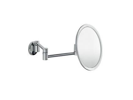 Specchio ingranditore rotondo a parete AV058L-E   Specchio ingranditore by INDA®