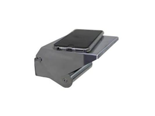 Metal Toilet roll holder AV427A | Toilet roll holder by INDA®