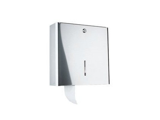 Metal Toilet roll holder AV427G | Toilet roll holder by INDA®