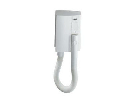 Polypropylene Electrical hairdryer for hotels AV454A-B | Electrical hairdryer for hotels by INDA®