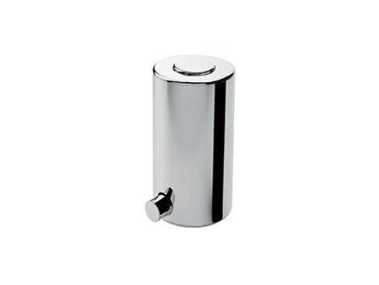 Wall-mounted metal Soap dispenser AV567A | Soap dispenser by INDA®