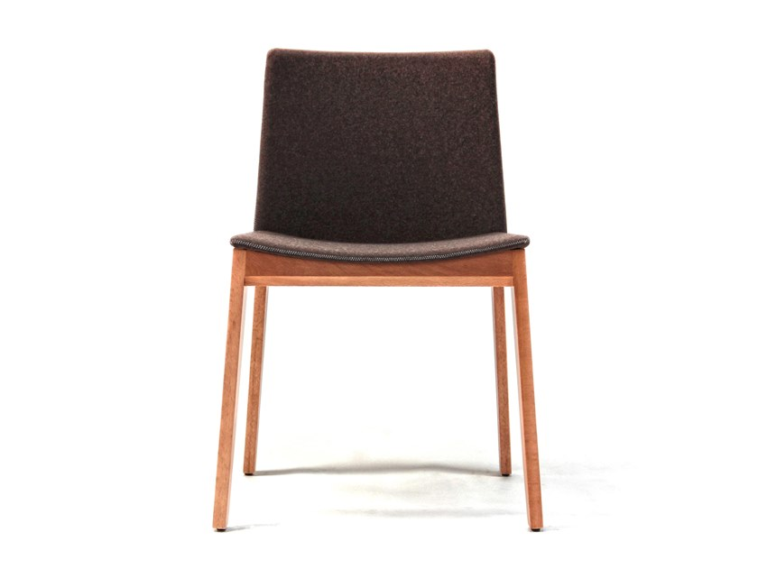Fabric chair AVA 646 by Capdell