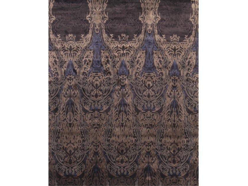 Handmade rectangular rug AVANTGARDE 2 by EBRU