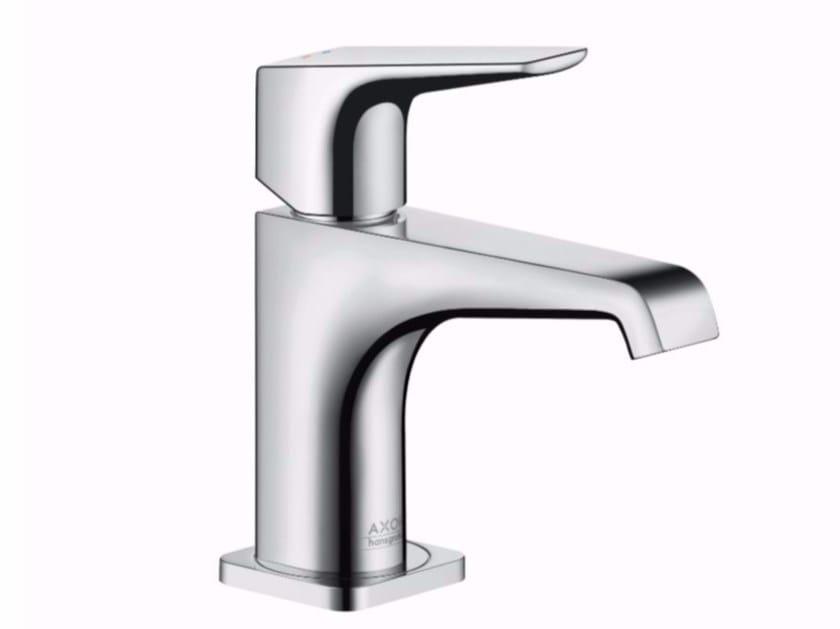 Countertop single handle washbasin mixer AXOR CITTERIO E - 115 MM ...
