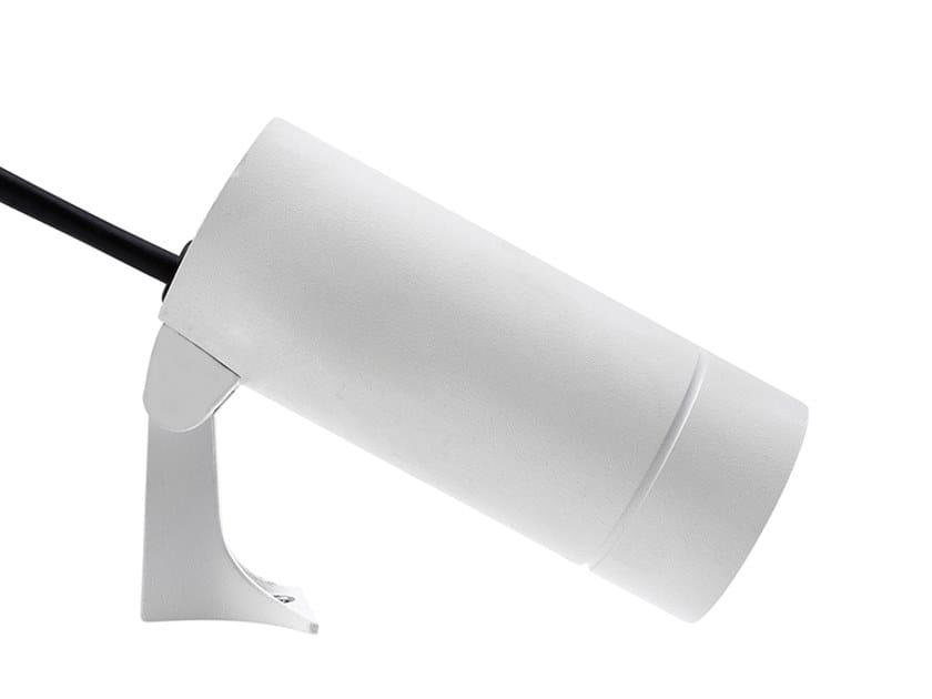 Proiettore per esterno a LED orientabile AZIMUT 48 by Aldabra