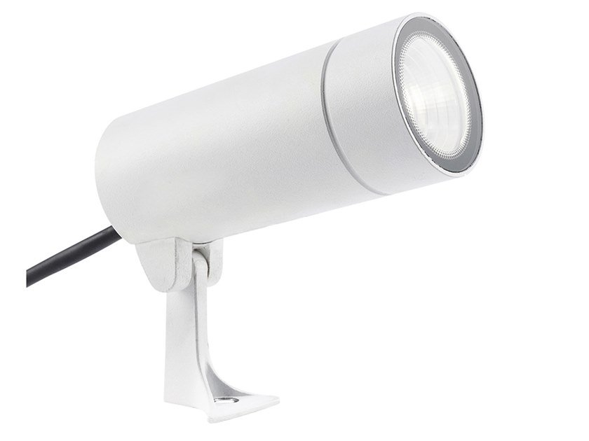 Proiettore per esterno a LED orientabile AZIMUT 58 by Aldabra