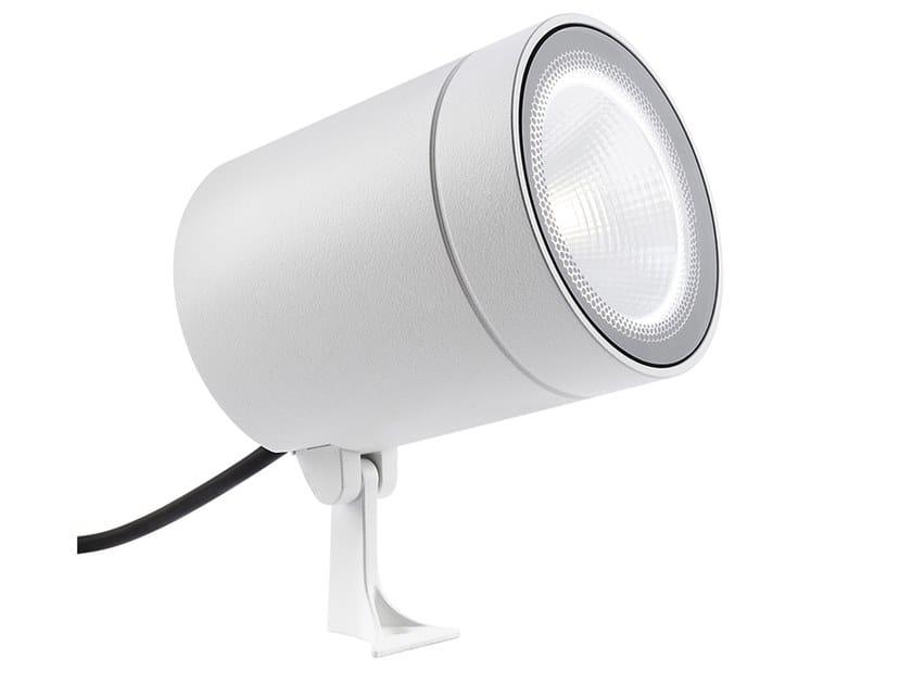 Proiettore per esterno a LED orientabile AZIMUT 95 by Aldabra