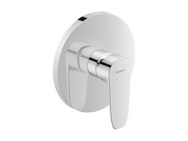 Recessed shower mixer B.1 | Recessed shower mixer by Duravit
