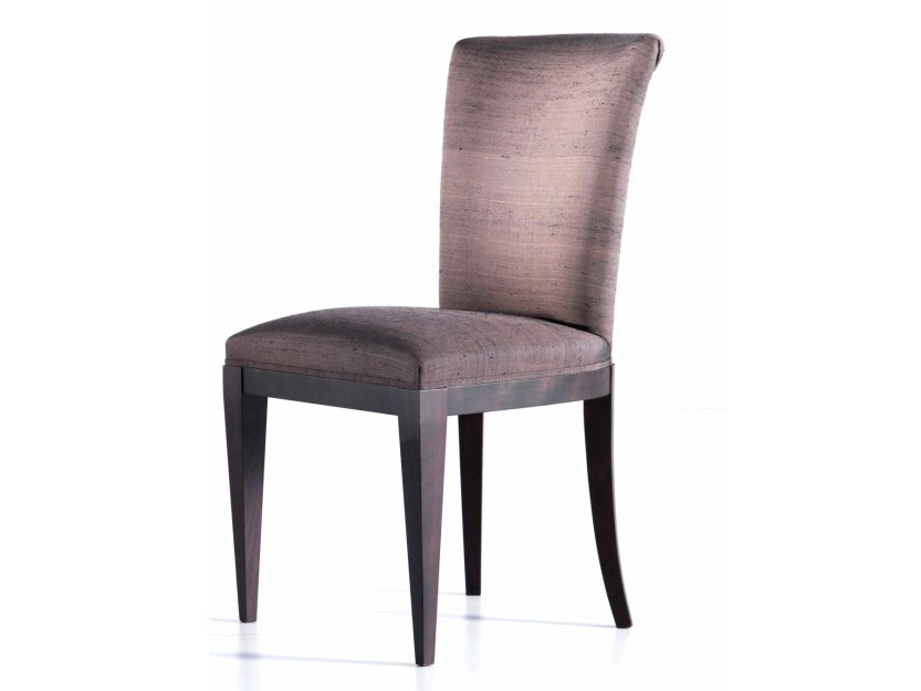 Upholstered fabric chair B 1231 | Chair by Annibale Colombo