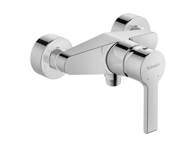 External single handle shower mixer B.2 | External shower mixer by Duravit