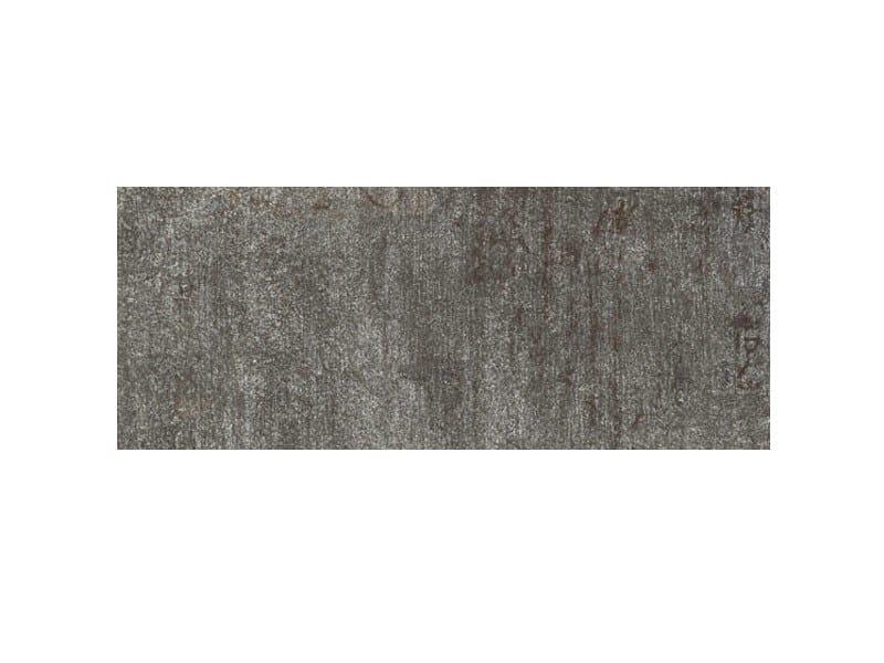 Double-fired ceramic wall tiles B-CONCRETE IRON by CERAMICHE BRENNERO