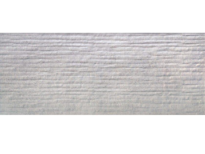 Wall tiles B-CONCRETE LINER GREY by CERAMICHE BRENNERO