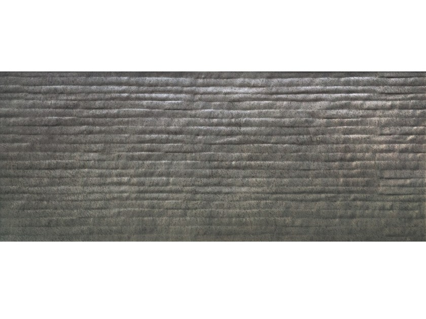 Double-fired ceramic wall tiles B-CONCRETE LINER IRON by CERAMICHE BRENNERO