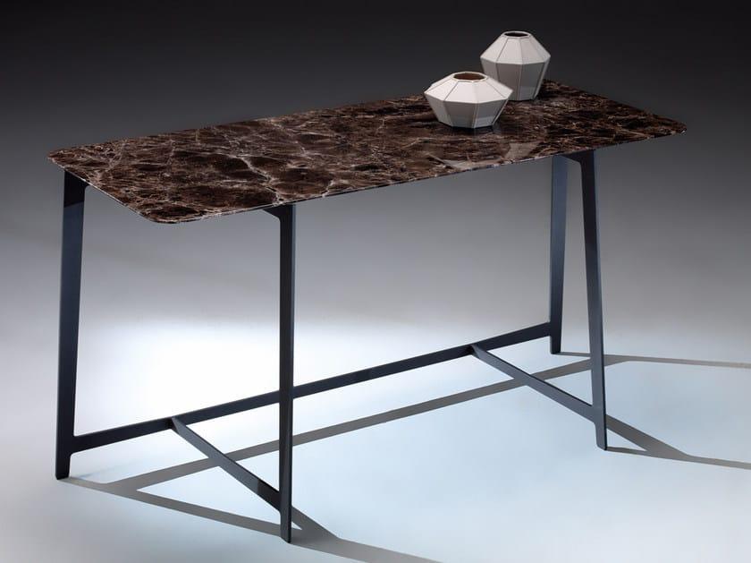 Marble secretary desk B195 by Borzalino