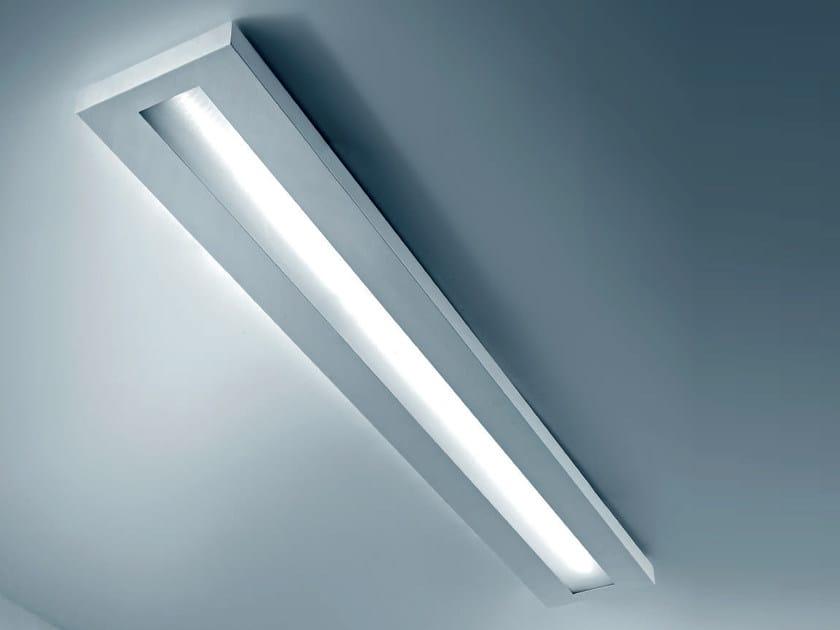 Plafoniere Con Lampadina A Vista : B2 lampada da soffitto by plexiform