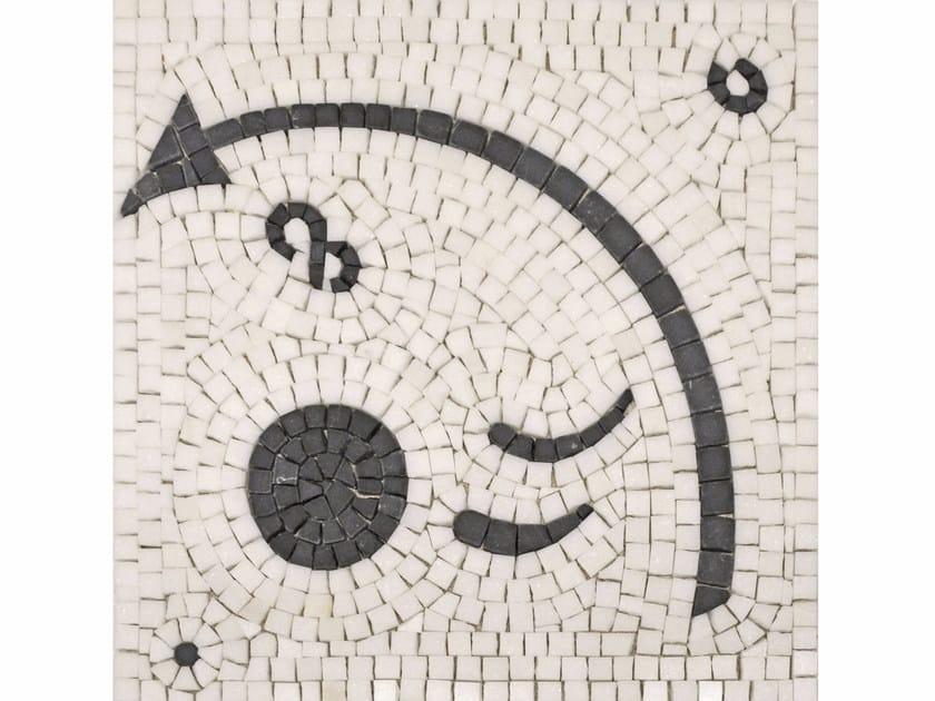 Marble mosaic B2 by FRIUL MOSAIC