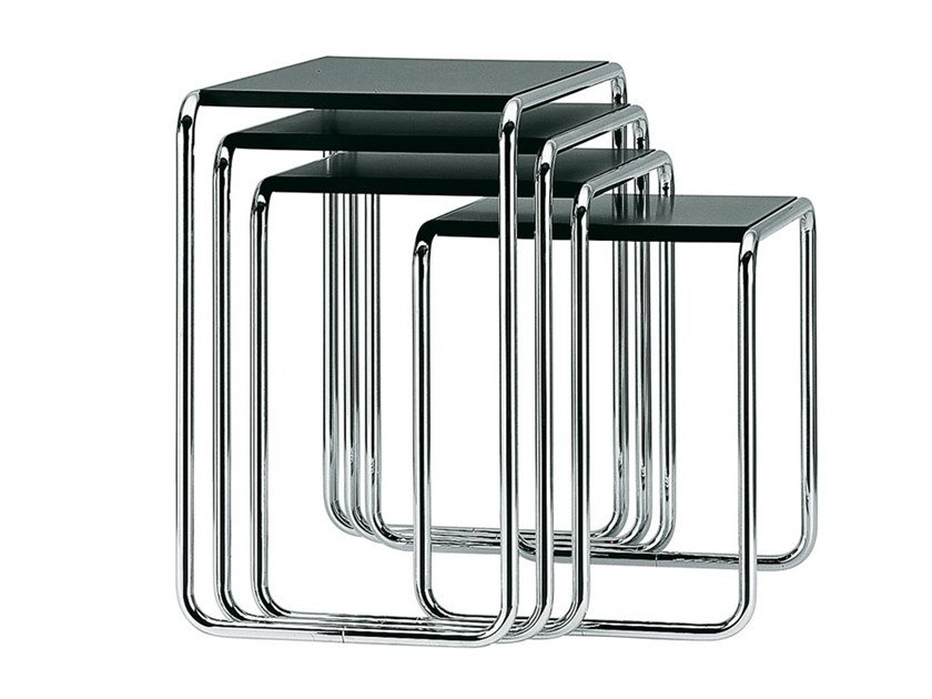 MDF side table B 9 | MDF coffee table by Thonet