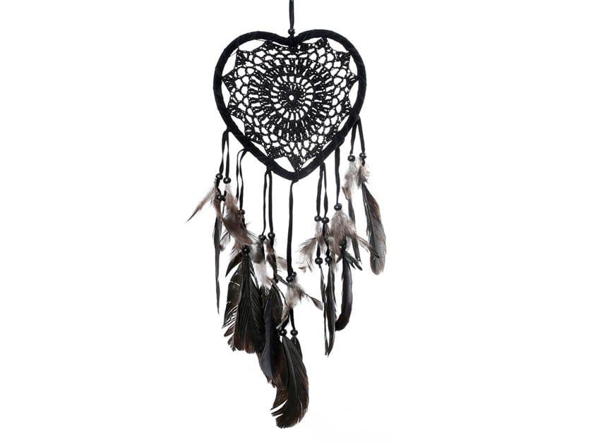 Wooden dreamcatcher BA135 | Hanging decoration by Bazar Bizar