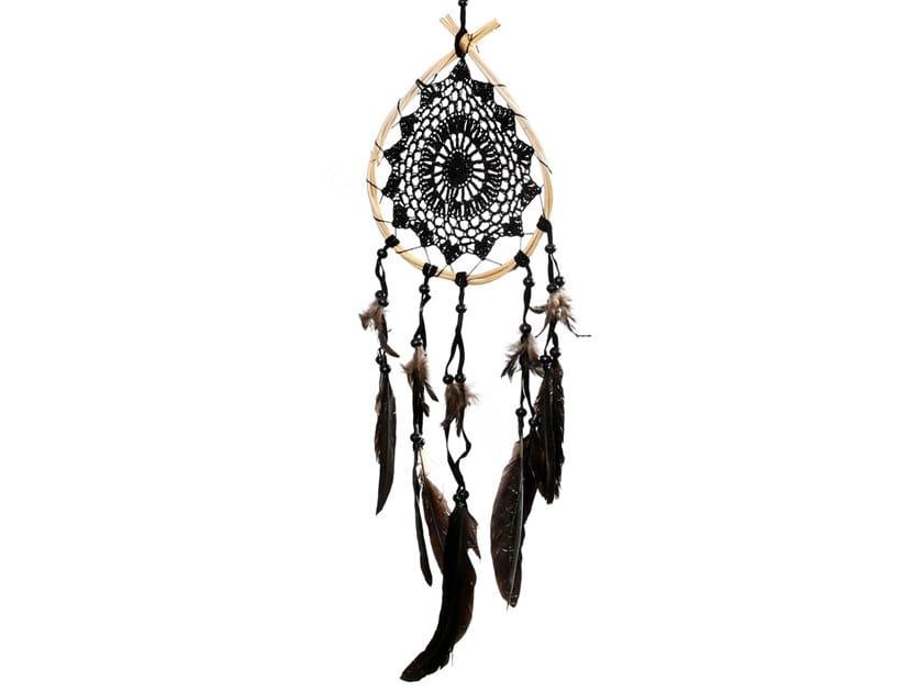 Wooden dreamcatcher BA136 | Hanging decoration by Bazar Bizar