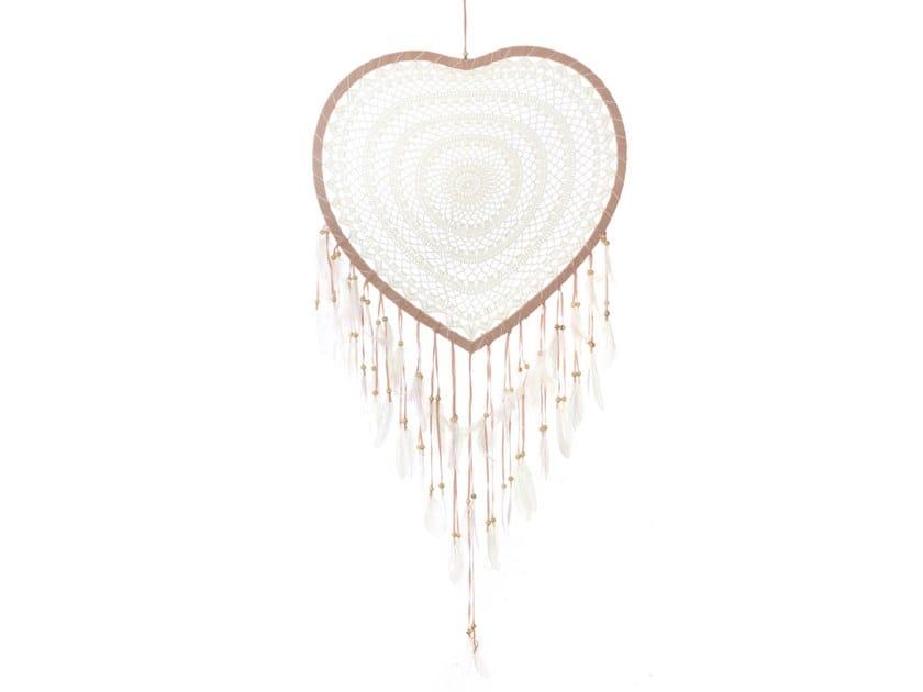 Wooden dreamcatcher BA146 | Hanging decoration by Bazar Bizar