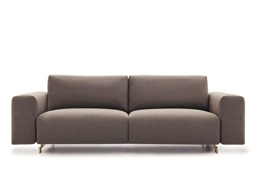 Sectional 3 seater fabric sofa BAG | 3 seater sofa by Ditre Italia