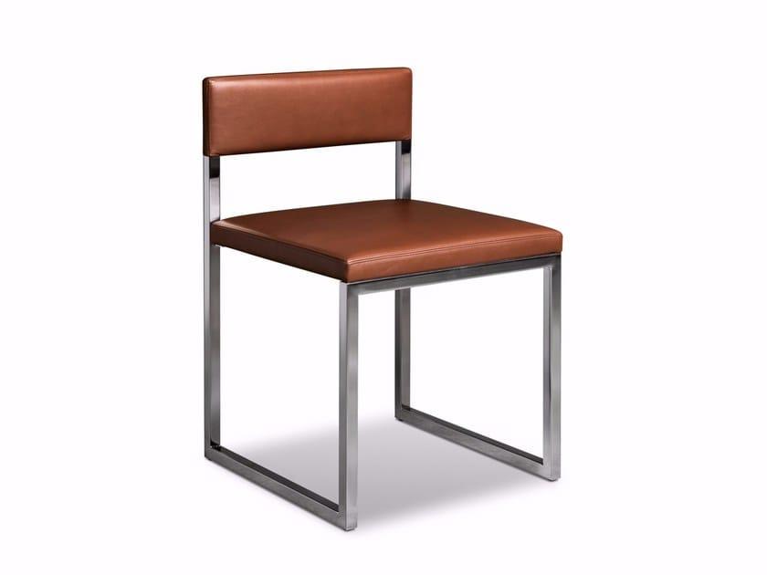 Chair BAG LIGHT by Minotti