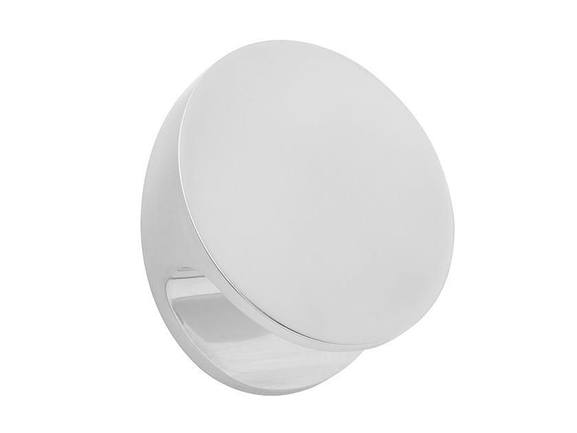 Aluminium handles BAGEL | Aluminium Furniture knob by A.S.Helsingö