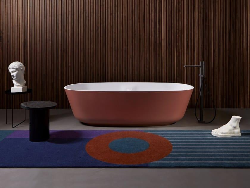 Badewanne aus Flumood® BAÌA | Badewanne aus Flumood® by Antonio Lupi Design