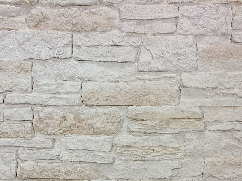 Reconstructed stone wall tiles BAITA by Decor