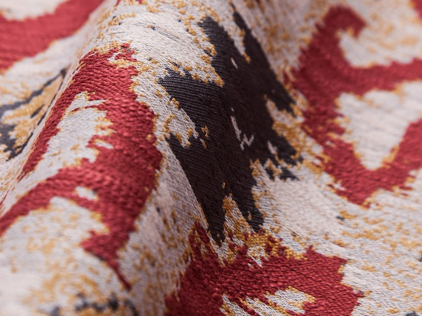 Polyester upholstery fabric BAKU by Equipo DRT