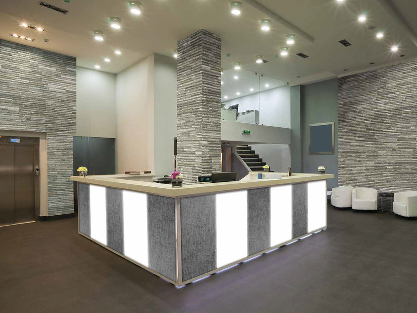 Quartzite wall tiles BAKU by RECORD - BAGATTINI