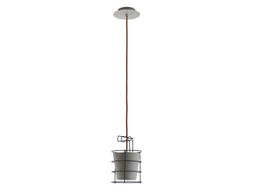 Pendant lamp BALADEUSE 20 by Hind Rabii