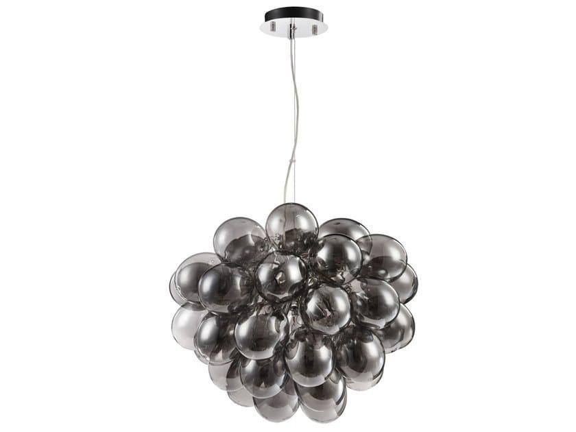 Glass pendant lamp BALBO | Pendant lamp by MAYTONI