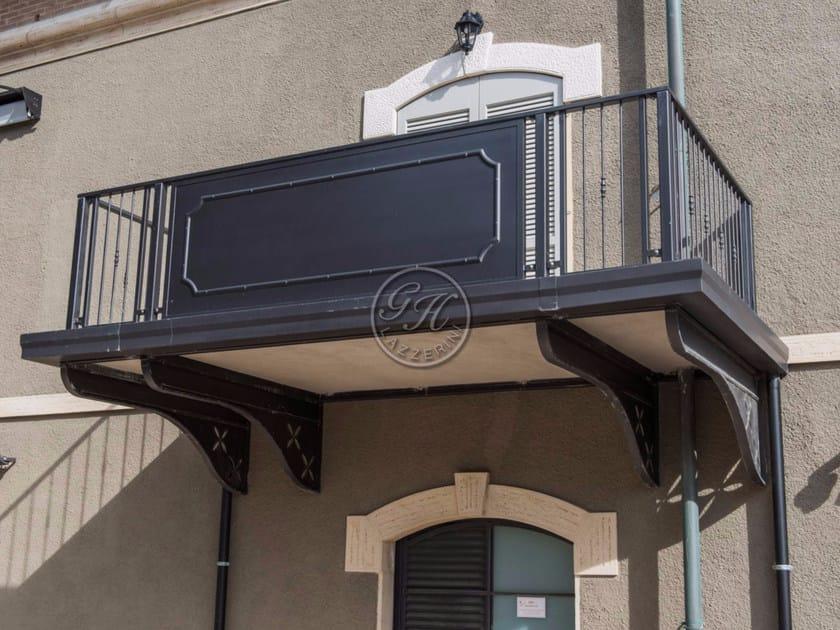 Balcone su misura Balcone 1 by GH LAZZERINI