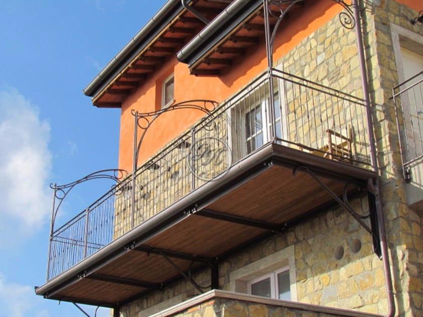 Balcone su misura Balcone 2 by GH LAZZERINI