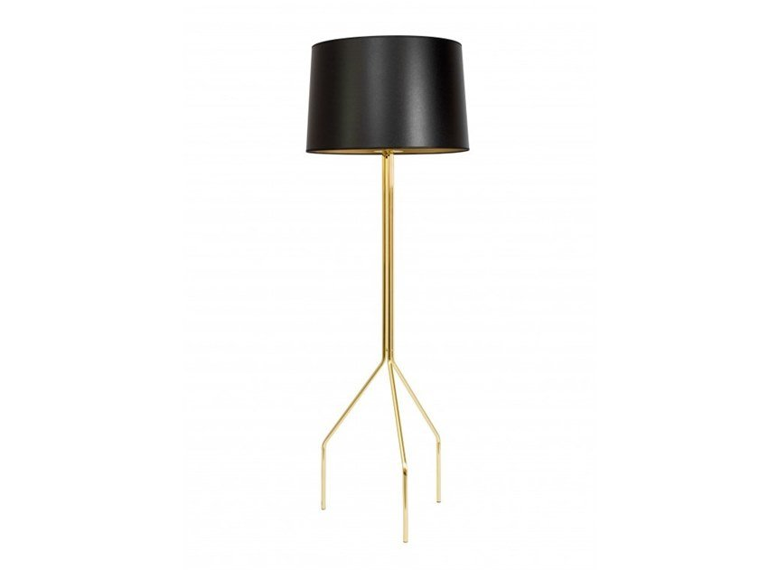 Metal floor lamp BALI by Flam & Luce