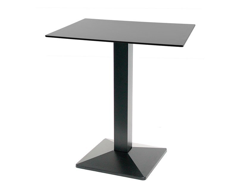 Square HPL contract table BALIS | Table by Vela Arredamenti
