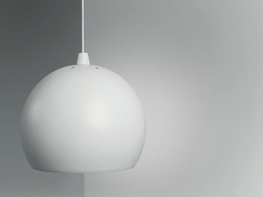 LED pendant lamp BALL by Cattaneo
